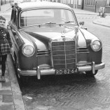 auto's in familie