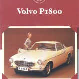 Volvo P1800 wit