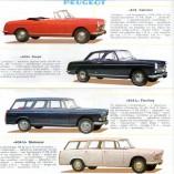 Peugeot Programma 1963