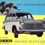 Morris Oxford Traveller